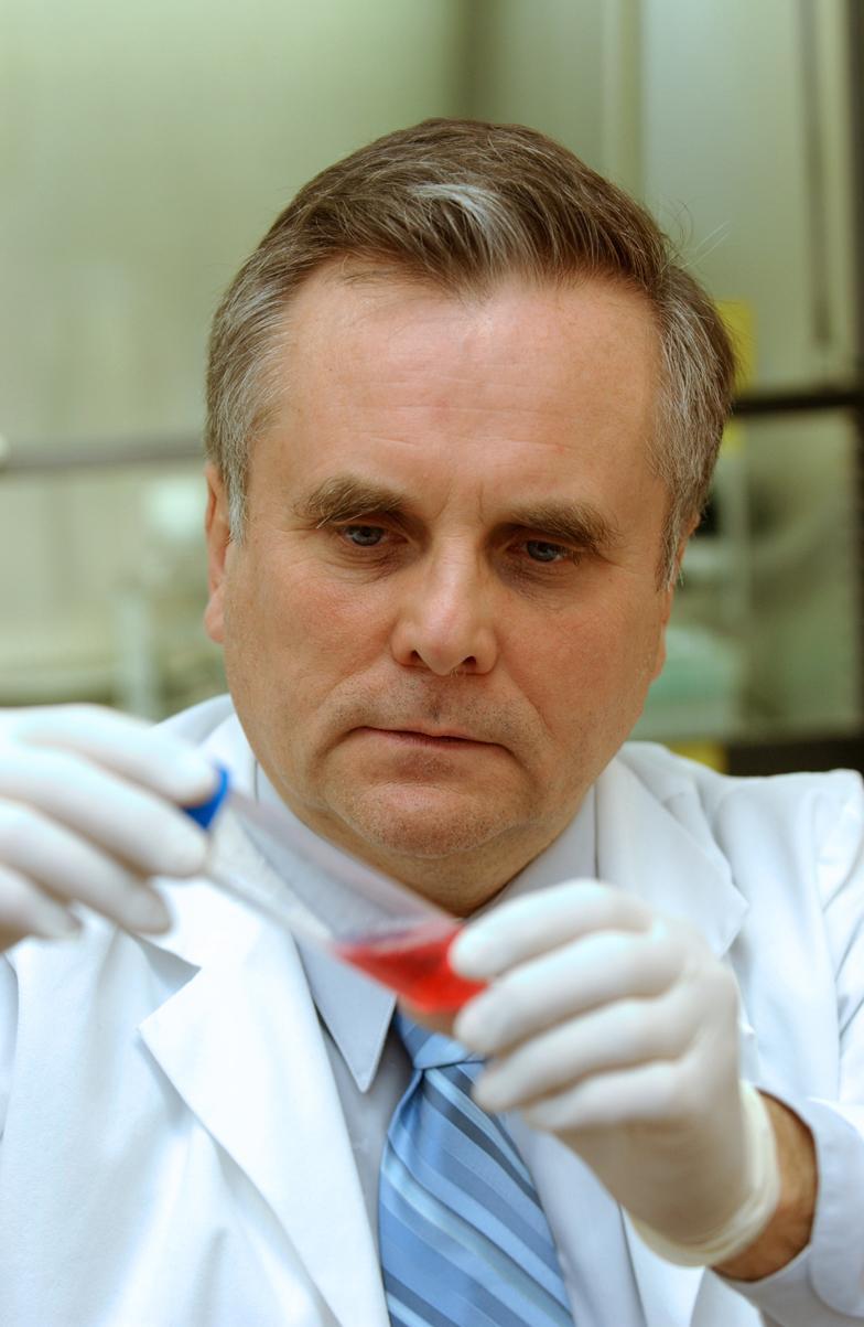 Ratajczak wins Landsteiner Prize