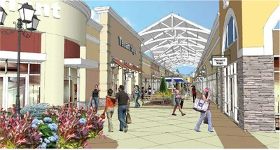Shoppes rendering