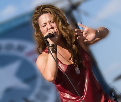 Sony recording artist, 'The Voice' star Angie Johnson to open The Julep Ball