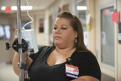 Specialized nurses keep the focus on stroke care at UofL Hospital