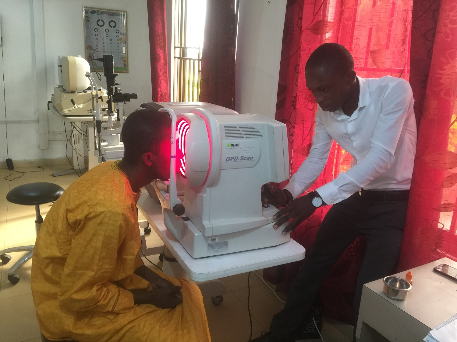 Surplus medical equipment from UofL gets a second life in Ghana