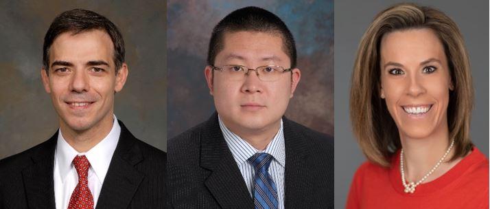 Three neurosurgeons add expertise to UofL