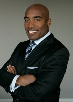 Tiki Barber selected 'Official Celebrity Emcee of the 2013 Julep Ball'