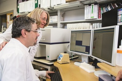 University of Louisville researchers sign global licensing agreement