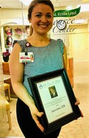 UofL Brown Cancer Center social worker surprised with award
