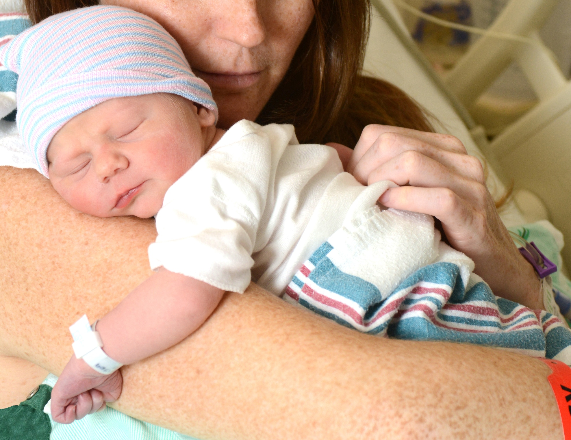 UofL Center for Women & Infants earns Baby-Friendly Designation