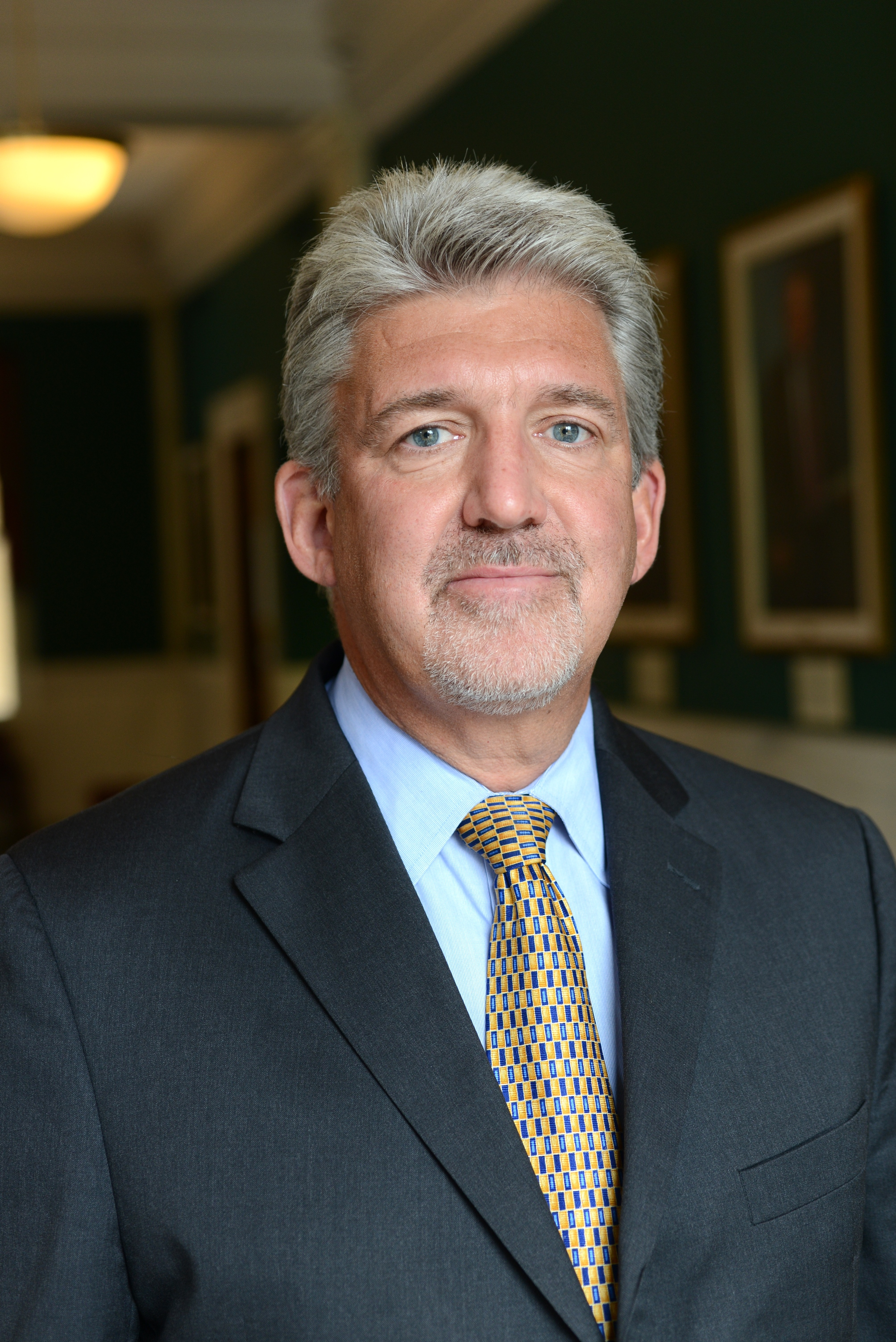 UofL executive vice president to go bald, for a cause