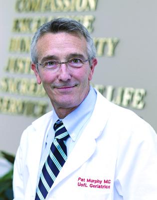 UofL geriatrician named finalist for national award