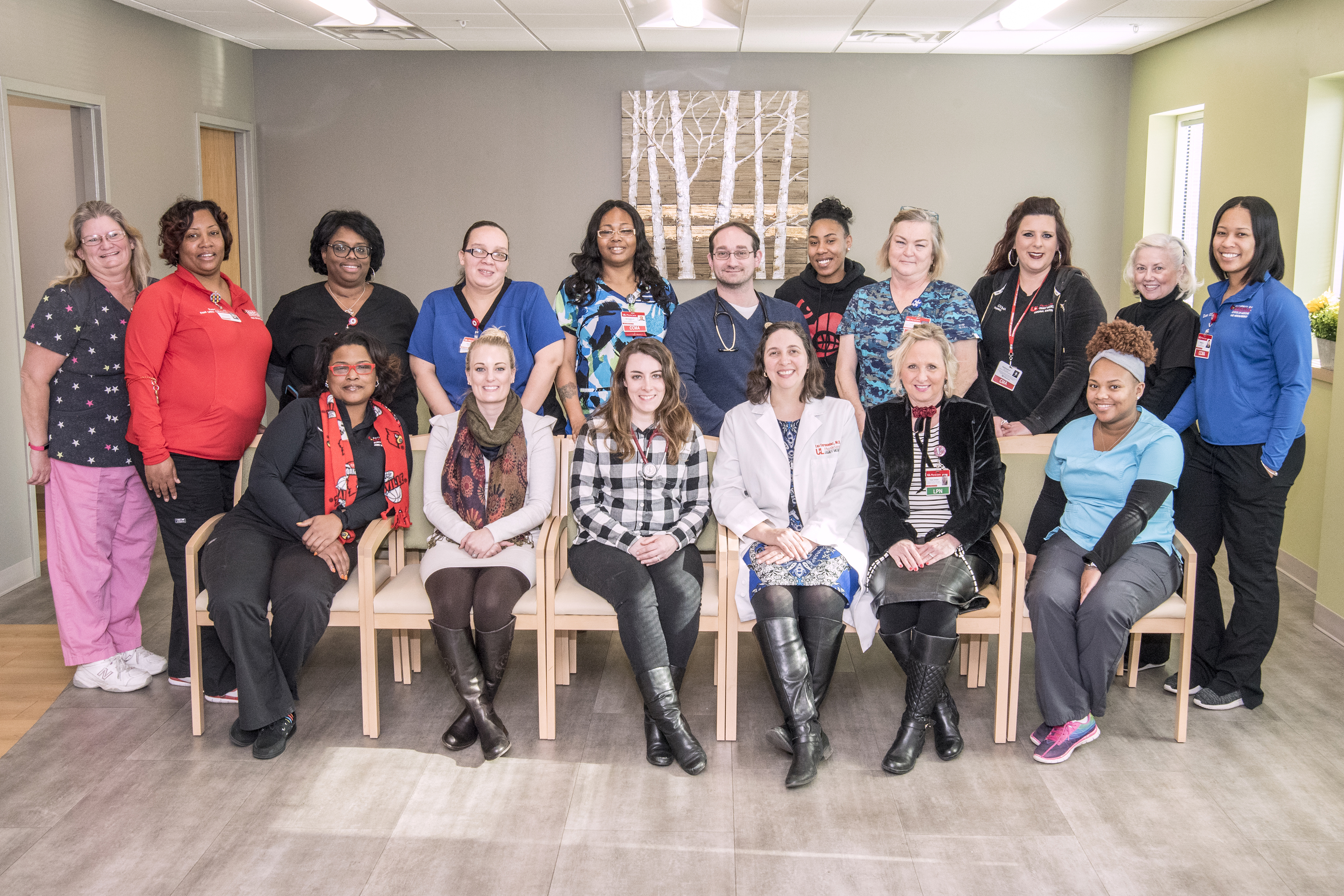 UofL Physicians – Family Medicine Cardinal Station accepting new patients at renovated facility