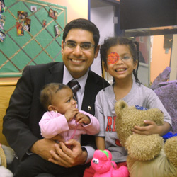 UofL Physicians to hold special pediatric eye clinic hours on Saturday, Dec. 6