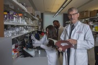 UofL receives $11.3 million from NIH for liver research center