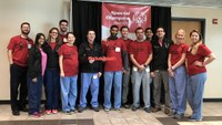 UofL resident physicians provide physicals and health screenings for Special Olympics athletes