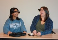 UofL's medical students expand smart glasses virtual shadowing program