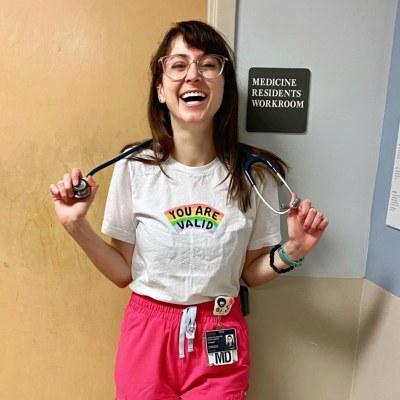 Dr. Hannah Frudden