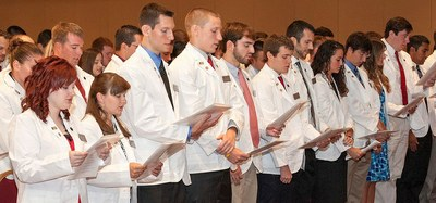White Coat Ceremony — School of Medicine University of Louisville