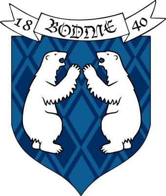 Bodine College Crest