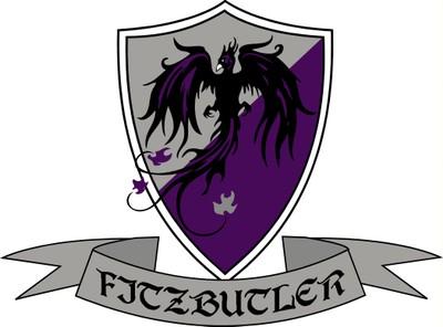 Fitzbutler College Crest