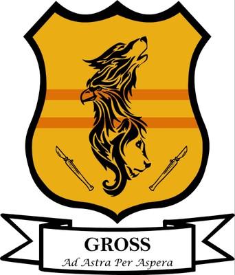 Gross College Crest