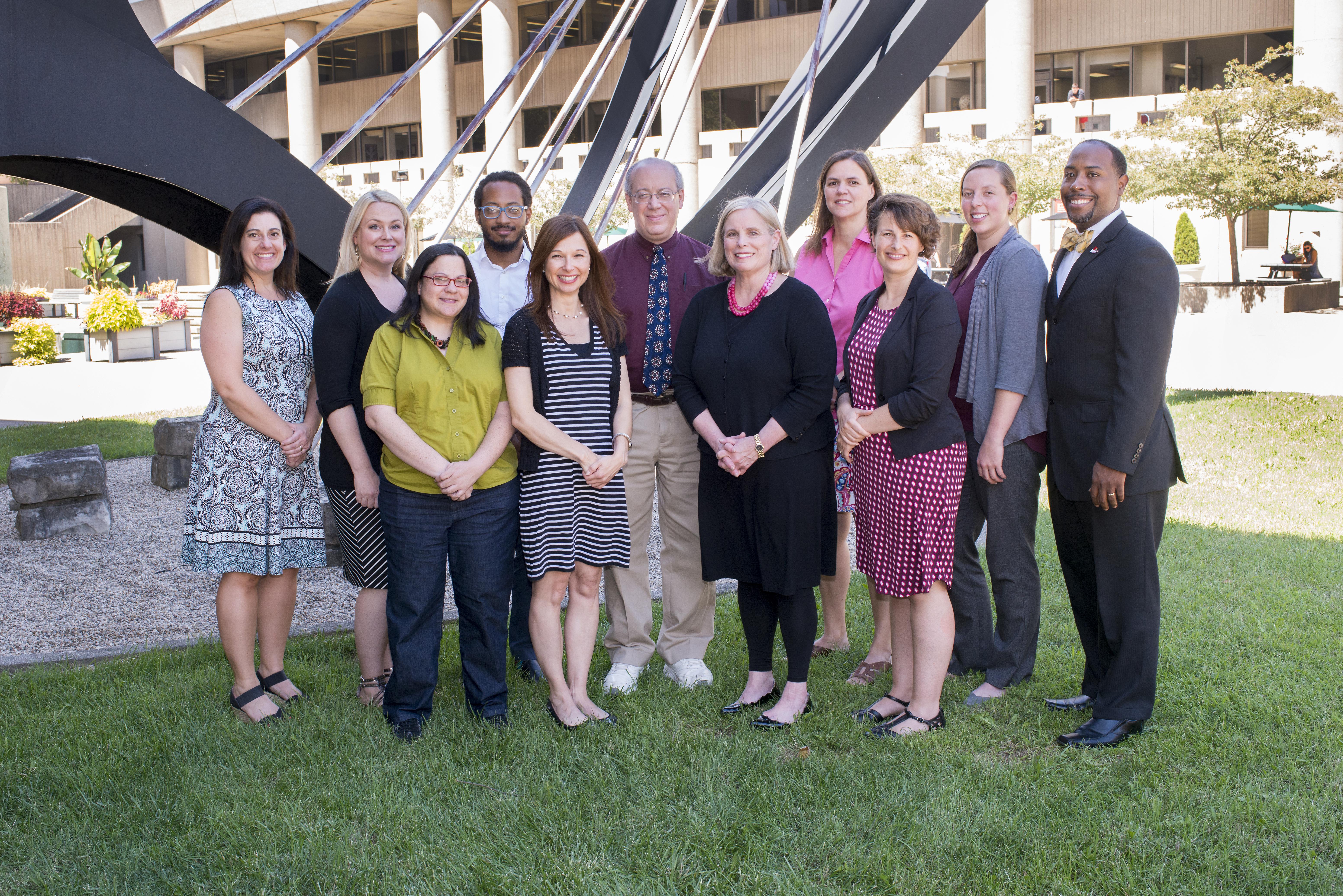Steering Committee Group Photo
