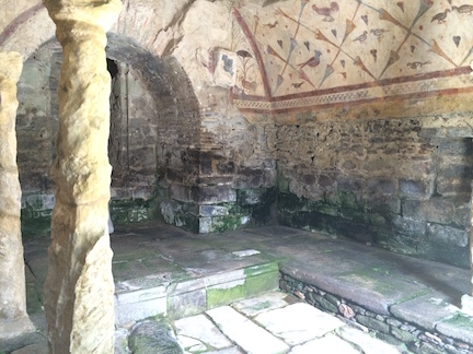 Church of Eulalia Boveda