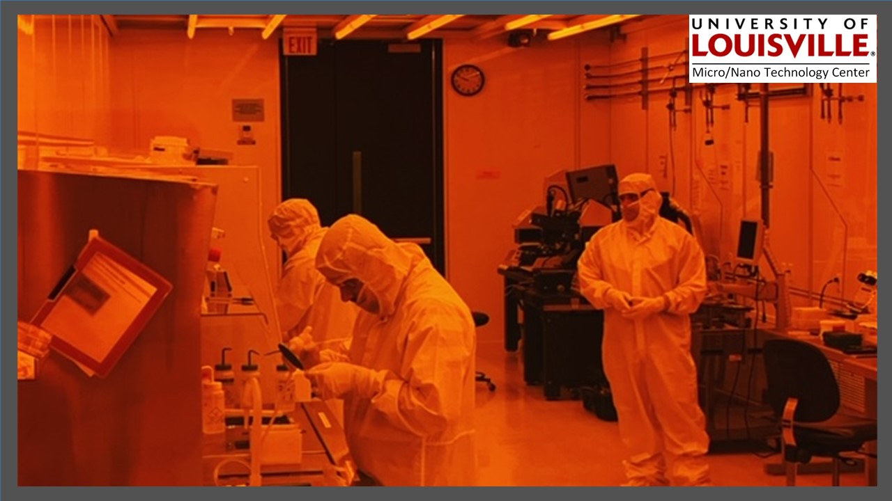 The Center's expertise resides in micro and nanotechnology, sensors, transducers, microelectromechanical systems (MEMS), advanced materials, biomedical devices, space and governmental applications.