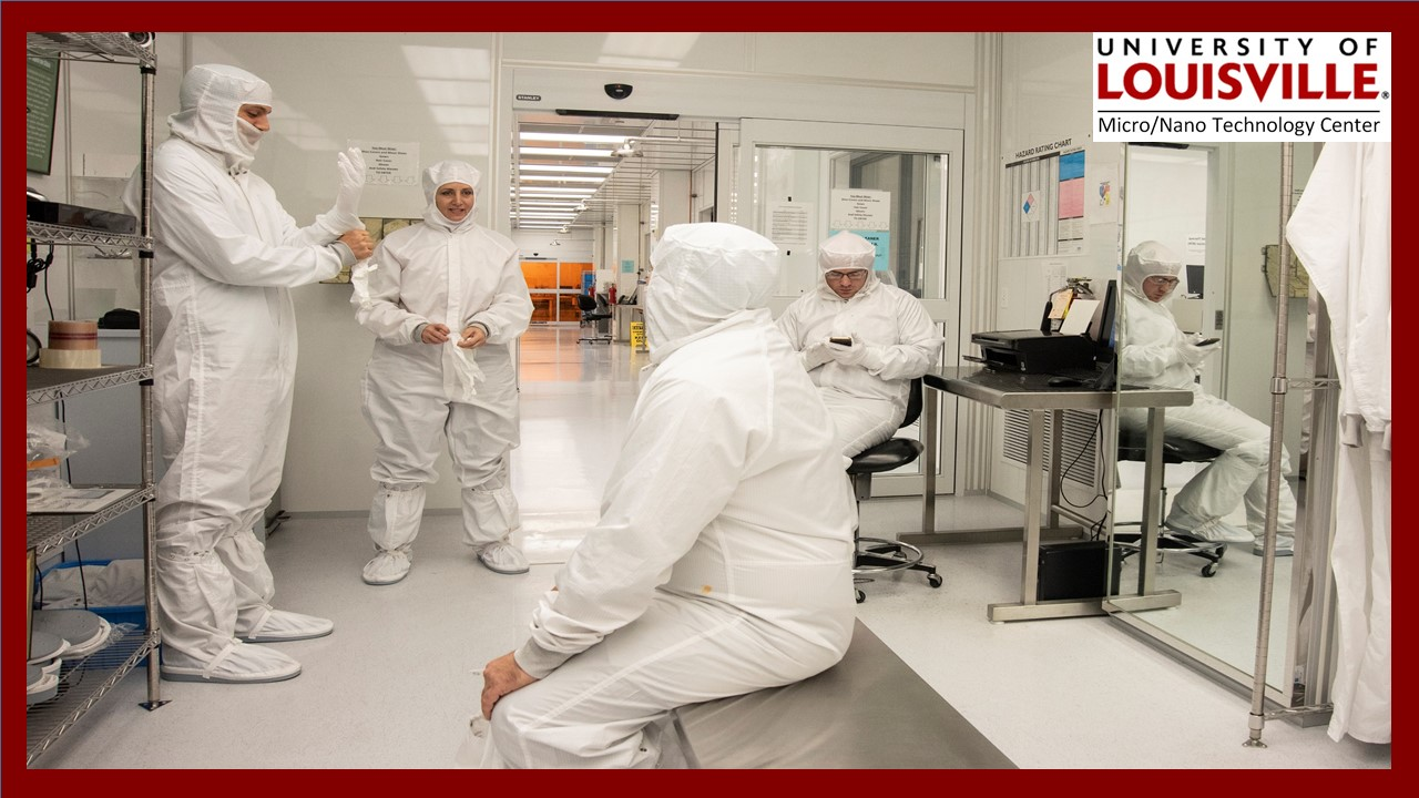 The Micro/Nano Technology Center (MNTC) is a class 100/1000 $30 million 10,000ft2 cleanroom facility.