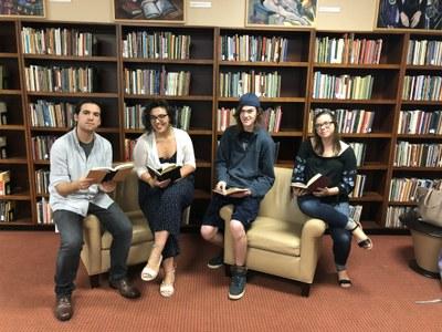 Nonfiction Team