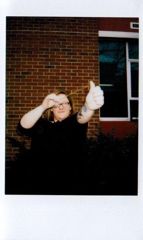 Staff photo of Graduate Editor Ashley Taylor