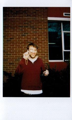 Staff photo of graduate editor Kevin Bailey