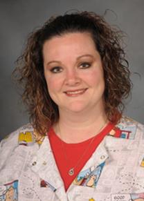 Nicole Perkins, RN, MSN, MHA, CFN