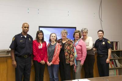 Older Adult Home Fire Safety Team