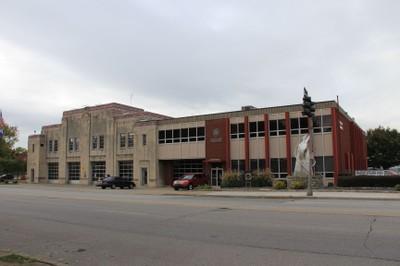 Louisville Fire Department Headquarters