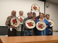 Departing nursing faculty honored
