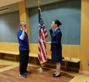 Doctoral nursing student earns full scholarship from Air Force