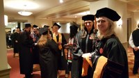 First students graduate from MSN to DNP program