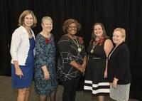 Four School of Nursing faculty members receive UofL awards