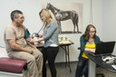 Health center celebrates a decade of caring for racetrack workers