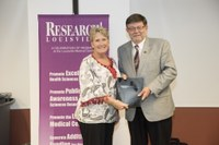 Nursing faculty, students win awards at Research!Louisville