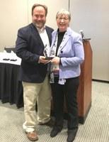 Nursing professor honored by American Public Health Association