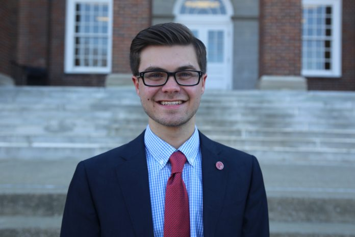 Nursing student excited to take on role as SGA President