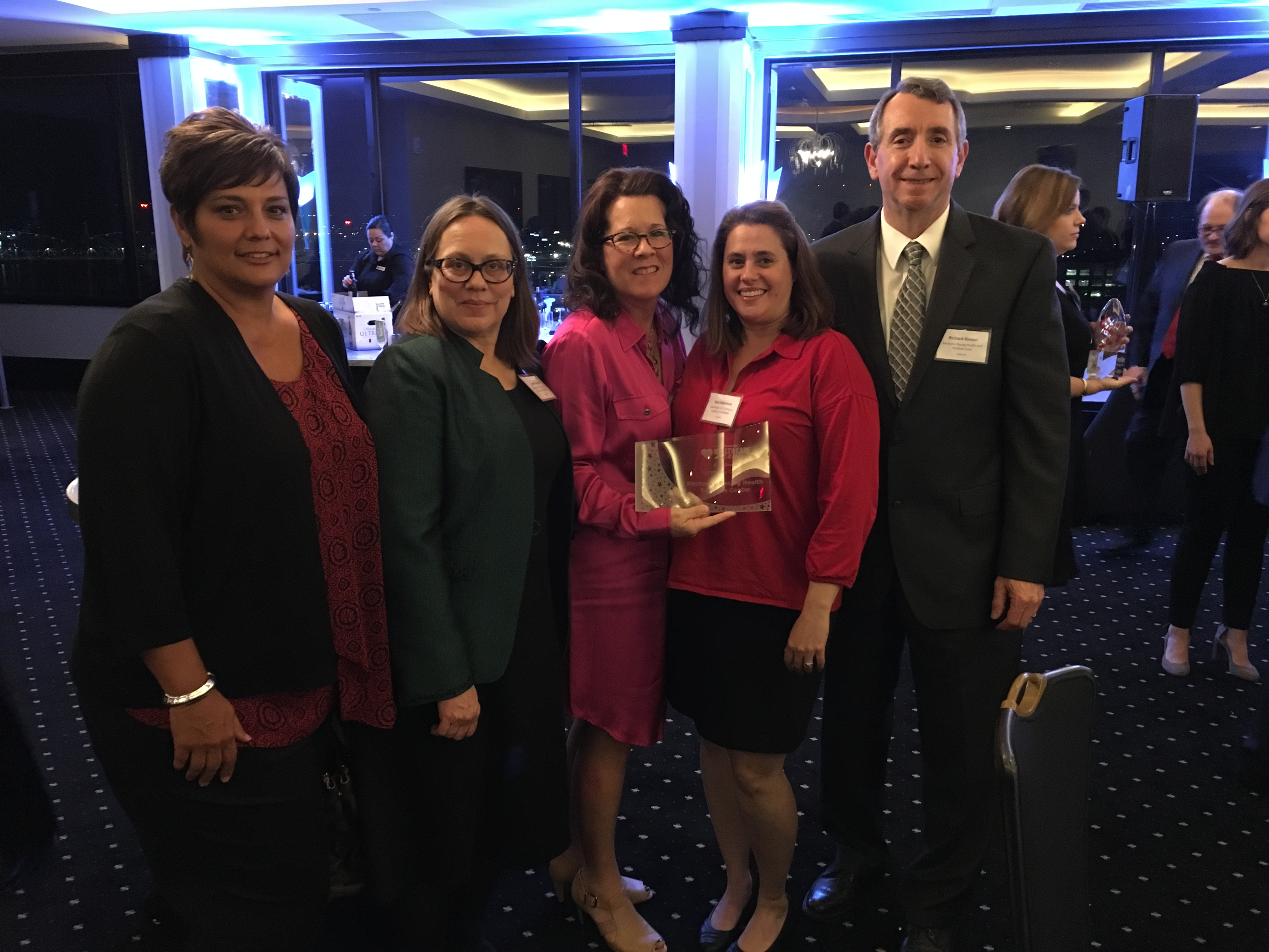 Racetrack clinic honored at Health Care Heroes Awards
