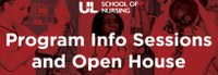 School of Nursing Info Sessions and Open House on March 6