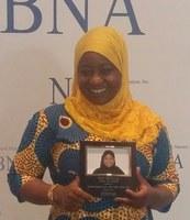 School of Nursing instructor named top nurse under-40 by National Black Nurses Association