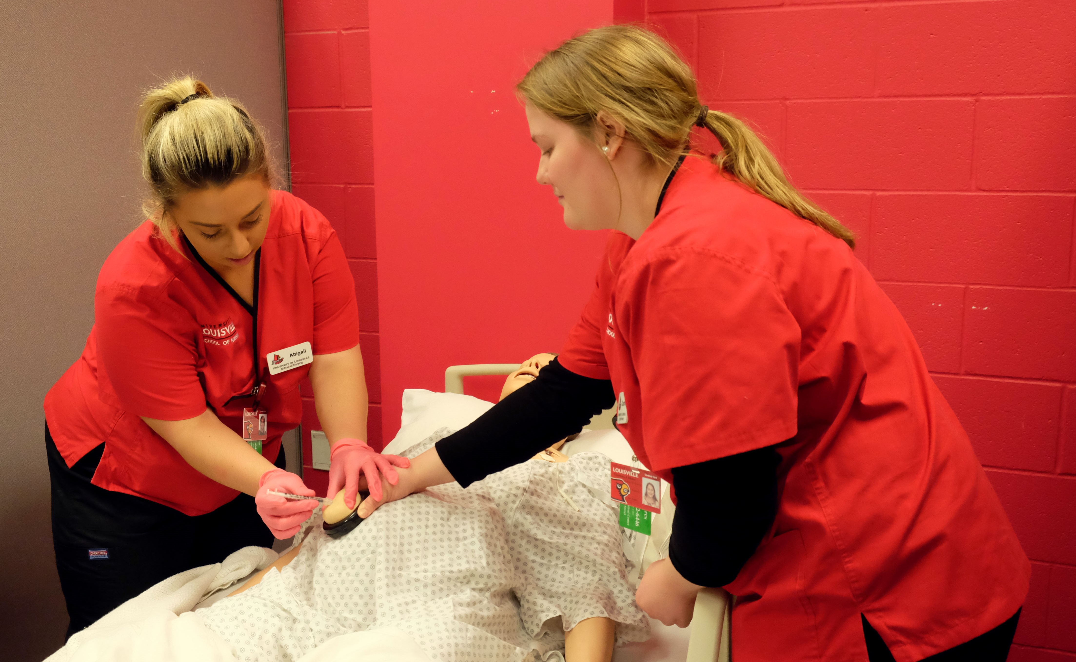 School of Nursing lab revamp to double simulated clinical learning