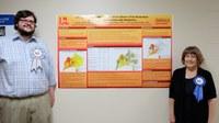 School of Nursing poster awarded by American Burn Association
