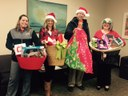 School of Nursing staff hold toy drive for Norton Children's Hospital