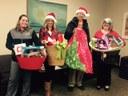 School of Nursing staff hold toy drive for Norton Children's Hospital