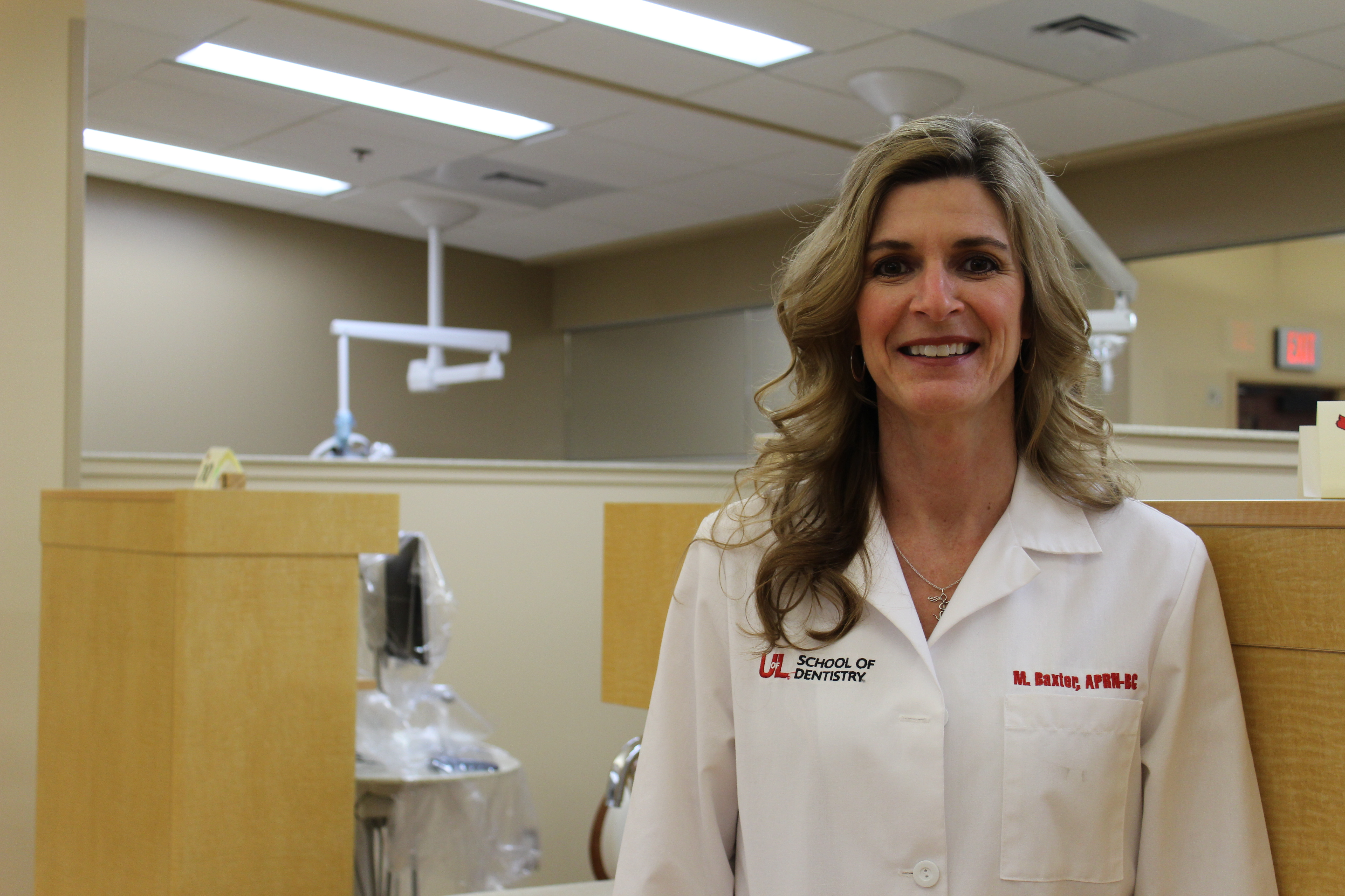 UofL nurse practitioner chosen for American Academy of Oral Medicine Academic Affiliate Fellowship