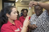 UofL nursing students give back during spring break