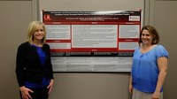 UofL School of Nursing team receives top prize for poster